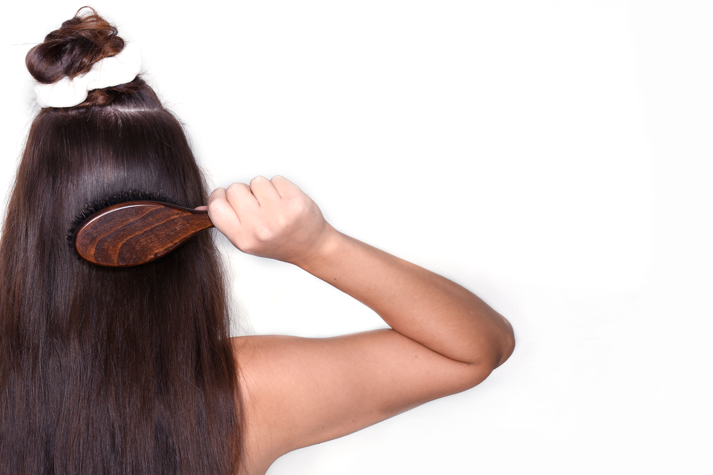 tips til fedtet hår