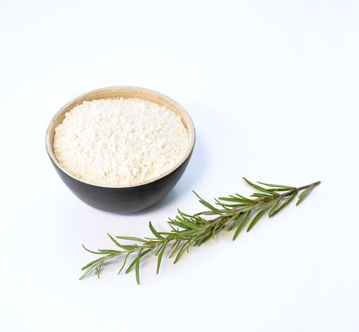 Piroctone Olamine in a bowl with rosemary