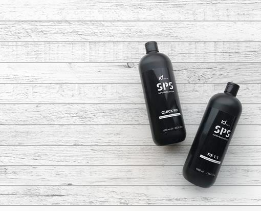 SPS Super Perm System for perm curls